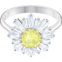 Swarovski Sunshine:Gyűrű Med Cecy/Rhs 50