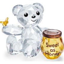Swarovski Kris Bear - Sweet As Honey