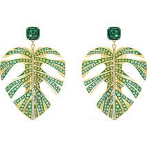 Swarovski Tropical:Fülbevaló Leaf Lmul/Gos