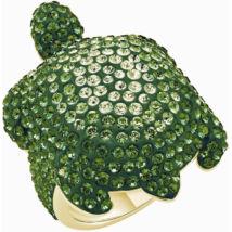 Swarovski Mustique Sl:Gyűrű Turtle L Pdot/Gos L 58