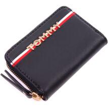 Tommy Hilfiger Corp Leather mini női pénztárca fd2a37f174