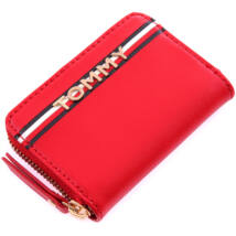 Tommy Hilfiger Corp Leather mini női pénztárca