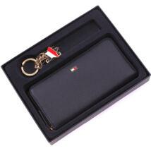 Tommy Hilfiger Basic szett - női pénztárca+kulcstartó 9dcabe9647