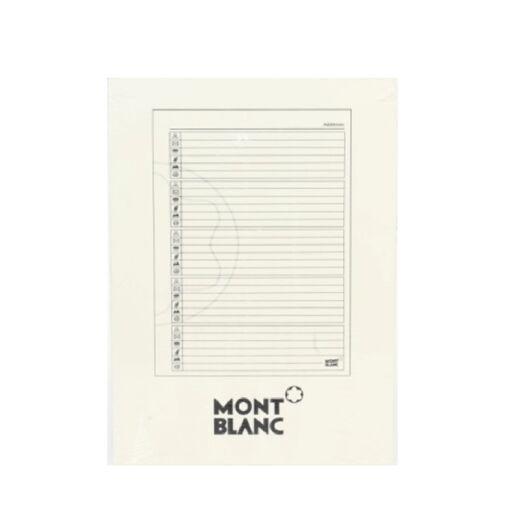 Montblanc Pótlap / L - A/5