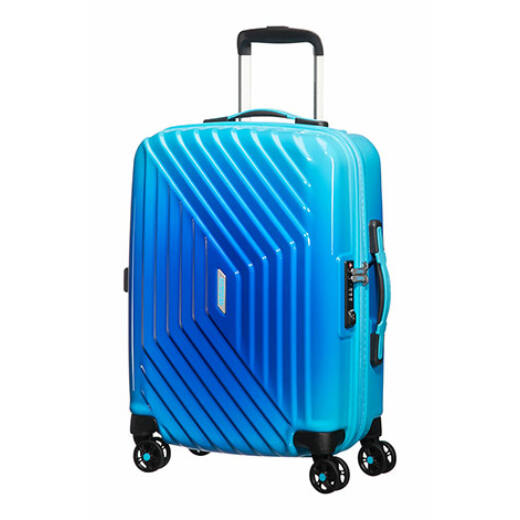 American Tourister Air Force 1 Gradient Fedélzeti spinner 55 cm