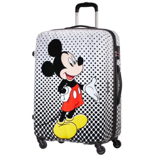 American Tourister Legends Disney Spinner Alfatwist 75 cm