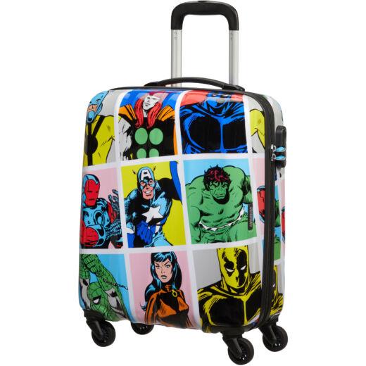 American Tourister Marvel Legends Alfatwist 2.0 Fedélzeti Spinner 55 cm