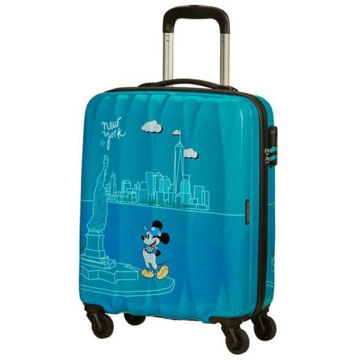 American Tourister Legends Disney Alfatwist 2.0 Fedélzeti Spinner 55 cm