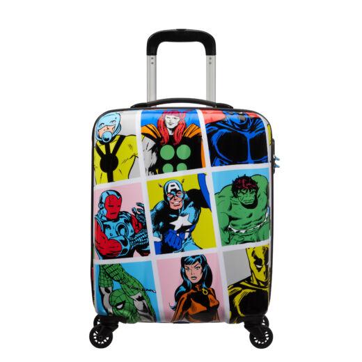 American Tourister Marvel Legends Fedélzeti Spinner 55 cm