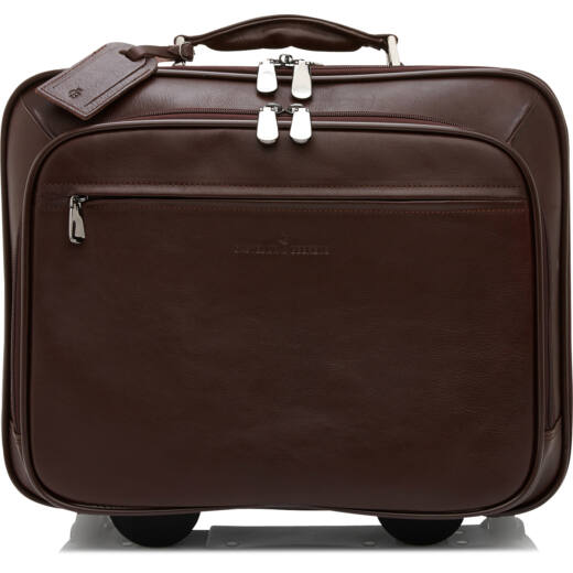 """Castelijn & Beerens Firenze Férfi fedélzeti gurulós laptop táska 15.6"""""""