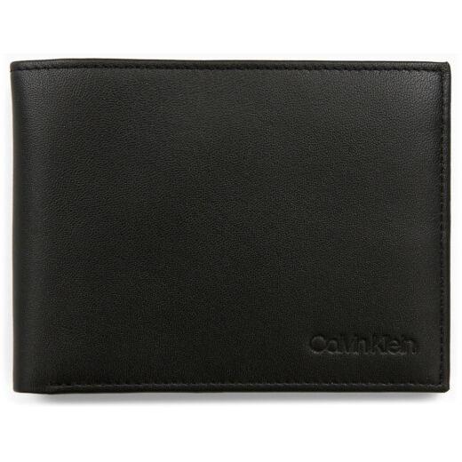 Calvin Klein Smooth Emboss férfi pénztárca