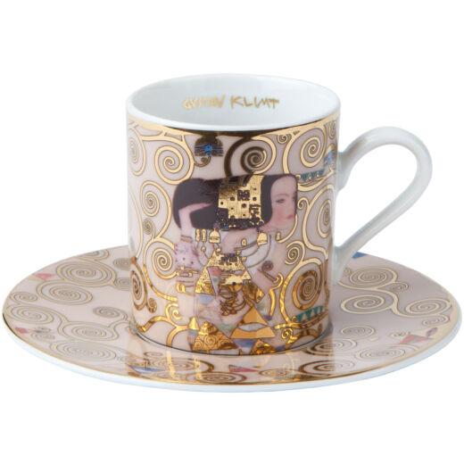Goebel Artis Orbis - Gustav Klimt / Eszpresszó Szett - Expectation