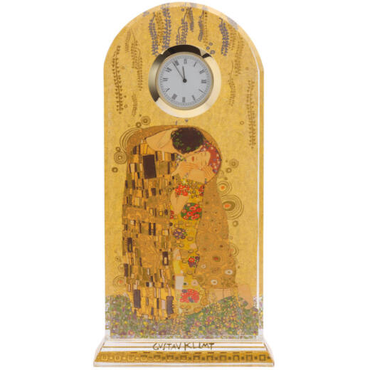 Goebel Artis Orbis - Gustav Klimt / Óra -The Kiss