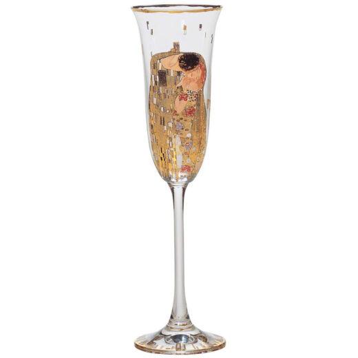 Goebel Artis Orbis - Gustav Klimt / Pezsgőspohár - The Kiss