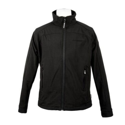 LEXUS SOFTSHELL DUXBURRY by NIMBUS kabát férfi fekete M