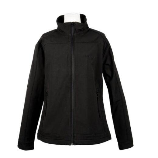 LEXUS SOFTSHELL DUXBURRY by NIMBUS kabát női fekete XS