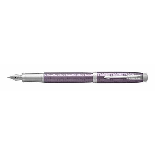 Parker Royal IM Premium Dark Violet/CT Töltőtoll