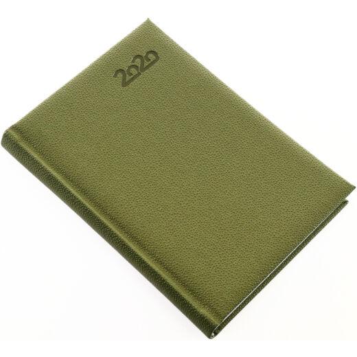 Realsystem Pearl A/5 napi naptár, 2020 - Zöld