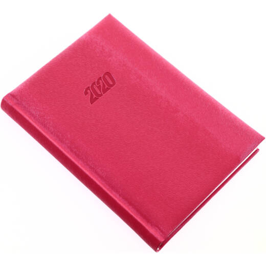 Realsystem Mustang A/5 napi naptár, 2020 - Pink