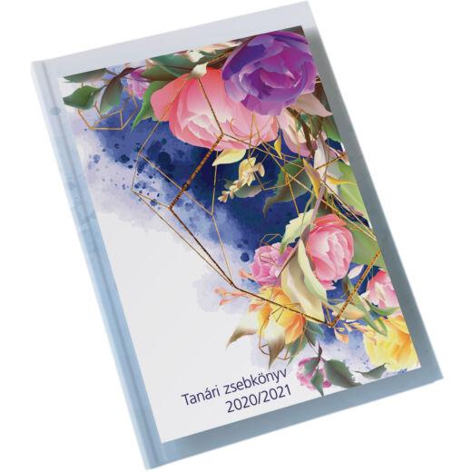 Realsystem tanári zsebkönyv 2020/2021 - Akvarell
