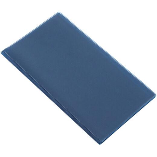Realsystem Leporellós zsebnaptár, 2021 - Kék