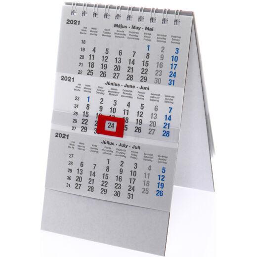 Realsystem Mini Speditőr naptár, 2021