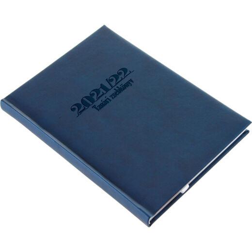 Realsystem tanári zsebkönyv 2021/2022 - Kék
