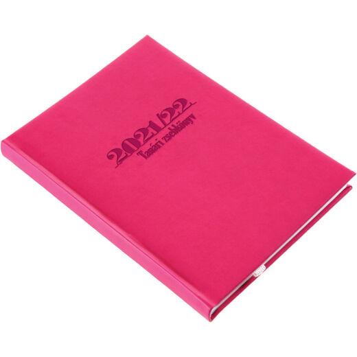 Realsystem tanári zsebkönyv 2021/2022 - Pink
