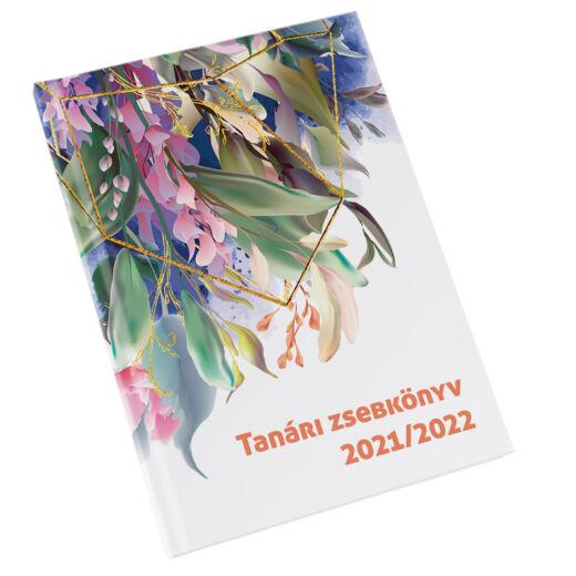 Realsystem tanári zsebkönyv 2021/2022 - Akvarell