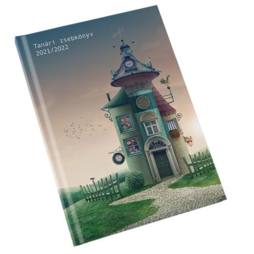 Realsystem tanári zsebkönyv 2021/2022 - Ház