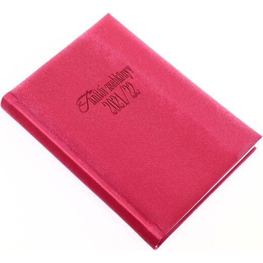 Realsystem tanítói zsebkönyv 2021/2022 - Pink