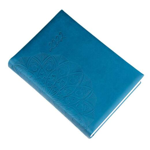 Realsystem Librobello - Kalendárium hölgyeknek, 2022 - Kék
