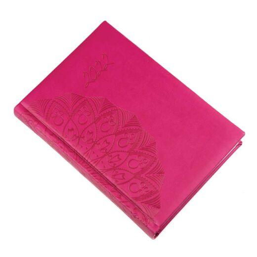 Realsystem Librobello - Kalendárium hölgyeknek, 2022 - Pink