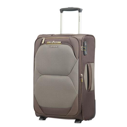 Samsonite Dynamore Fedélzeti állóbőrönd 55 cm, 35 cm széles, bővíthető