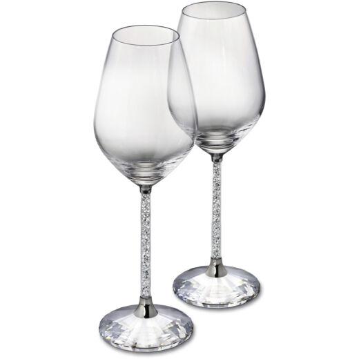 Swarovski Crystalline Red Wine Glasses (Szett Of 2)