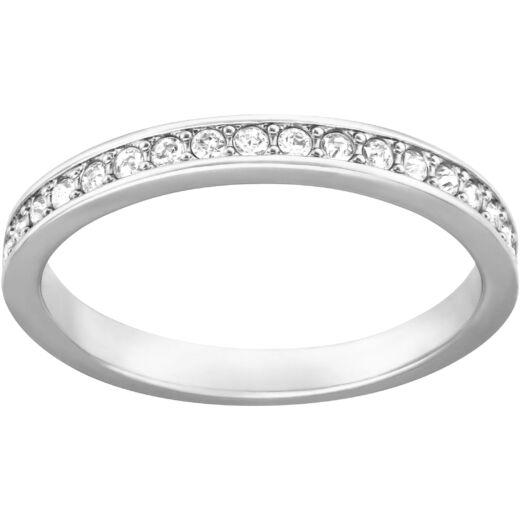 Swarovski Rare:Gyűrű Czwh/Rhs 55