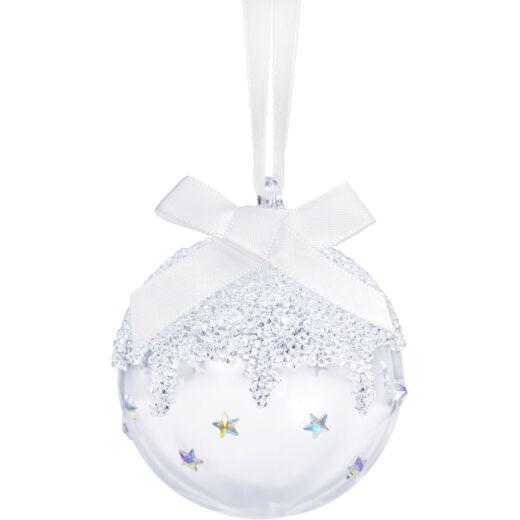 Swarovski Christmas Ball Ornament, Small