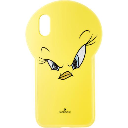 Swarovski Looney Tunes Ipx:Telefon Hátlap Yellow Tweety