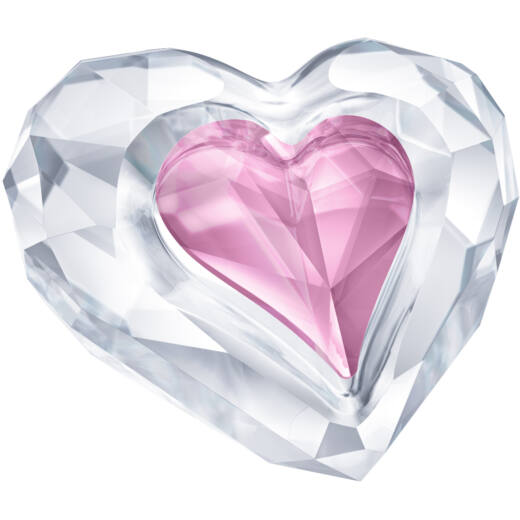 Swarovski Heart - Only For You
