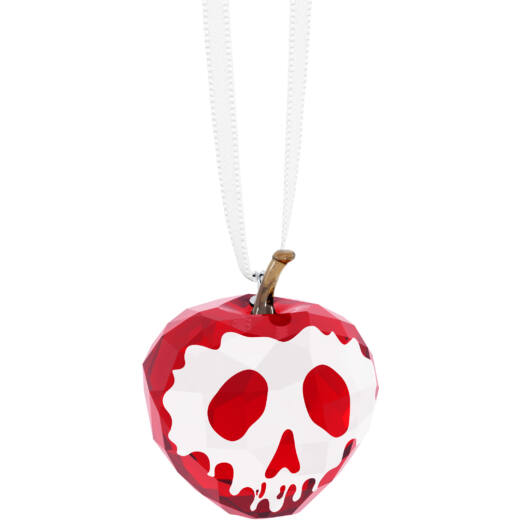 Swarovski Poisoned Apple Ornament