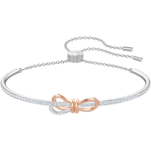 Swarovski Lifelong Bow:Bangle Cry/Mix M