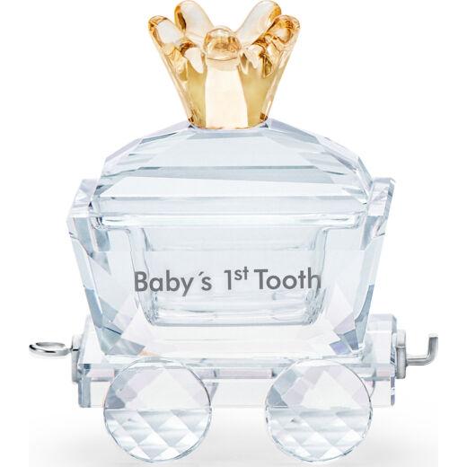 Swarovski Baby'S 1St Tooth Wagon