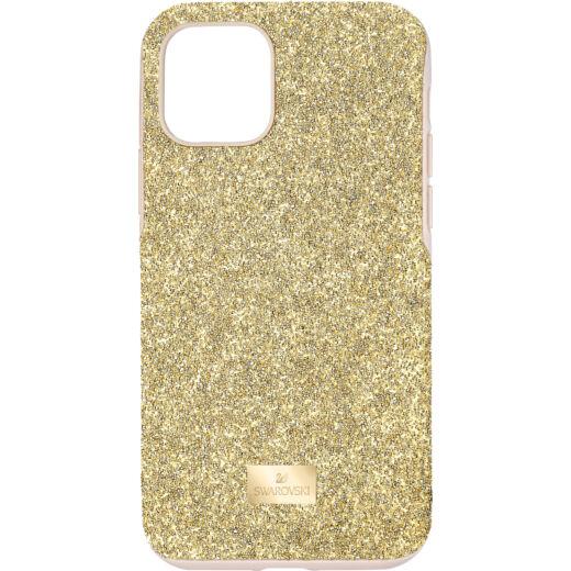 Swarovski High iPhone® 11 Pro:Telefon Hátlap Gos/Sts Pgo