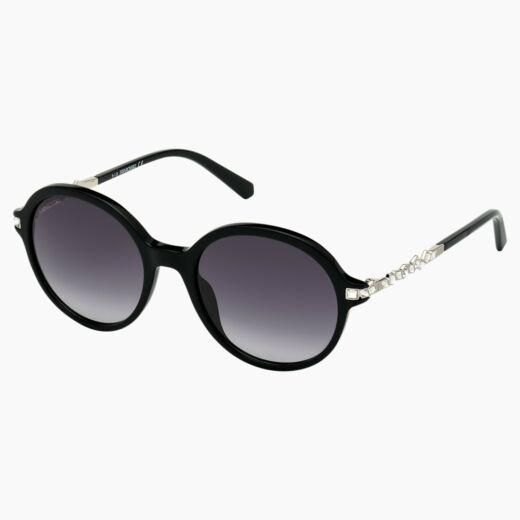 Swarovski napszemüveg, SK264 - 01B, fekete