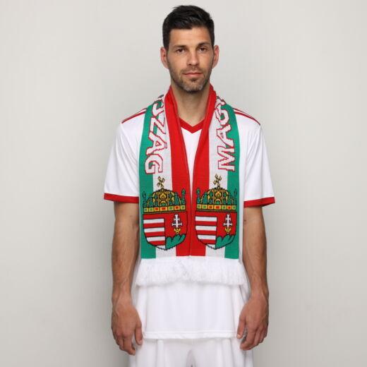 Magyarország szurkolói kötött sál foci
