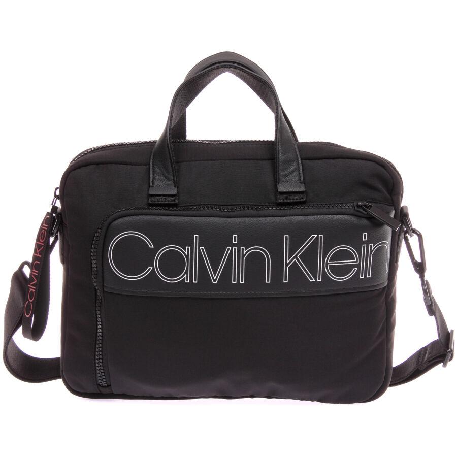 Calvin Klein Double Logo férfi irattáska - Reálszisztéma Menedzser ... 156741bdcc