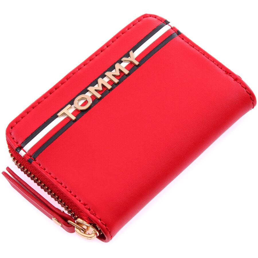 7020def4cb Tommy Hilfiger Corp Leather mini női pénztárca - Reálszisztéma ...