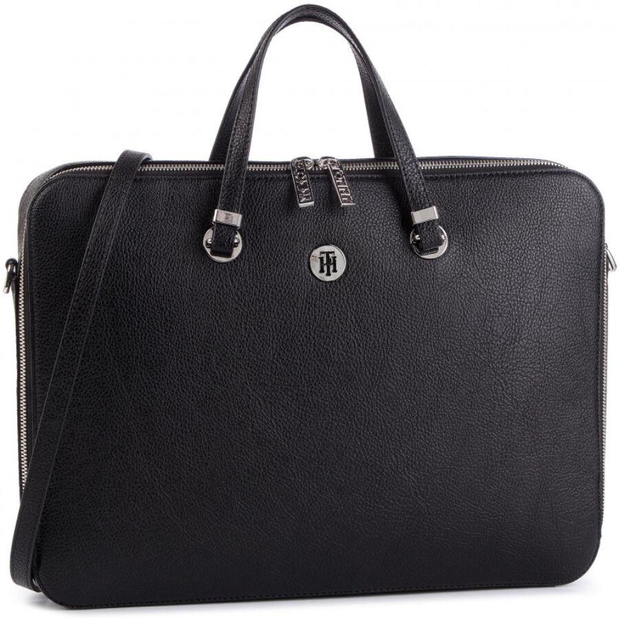 59eb57d1f1 Tommy Hilfiger TH Core női laptoptáska - Reálszisztéma Menedzser ...