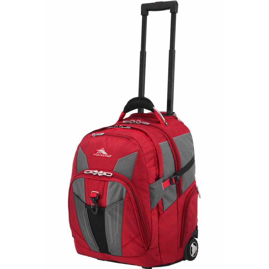High Sierra Wheeled Items XBT gurulós laptop hátizsák 16.4 - Reálszisztéma  Menedzser Shopok webáruháza 27493db5a7